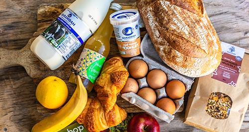 Organic Breakfast Hamper