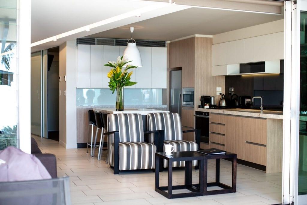 Seahaven Accommodation One Bedroom Beachfront (11)