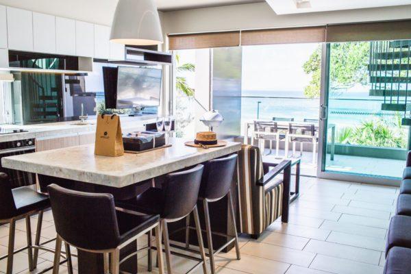 Seahaven Accommodation One Bedroom Beachfront (14)