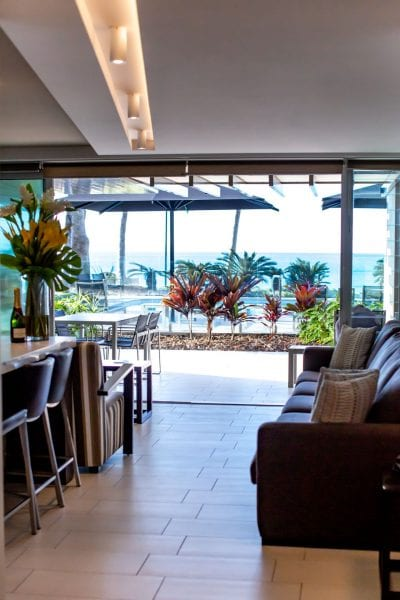 Seahaven Accommodation One Bedroom Beachfront (5)